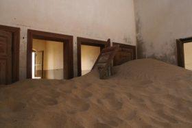 Kolmanskop Namibia ghost town
