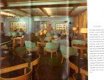 SS America tourist class deck plan 1964