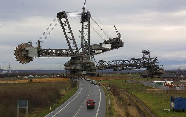 Biggest Vehicle In The World Bagger 293 Sometimes