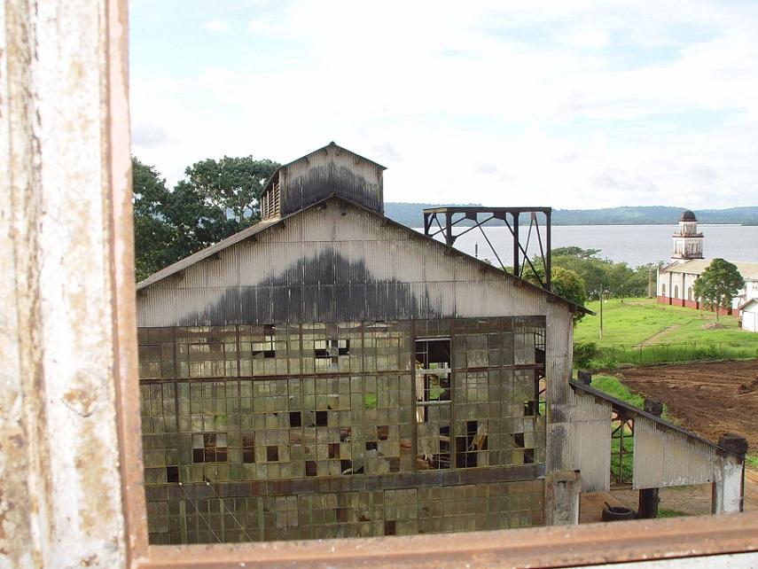 Fordlandia abandoned factory