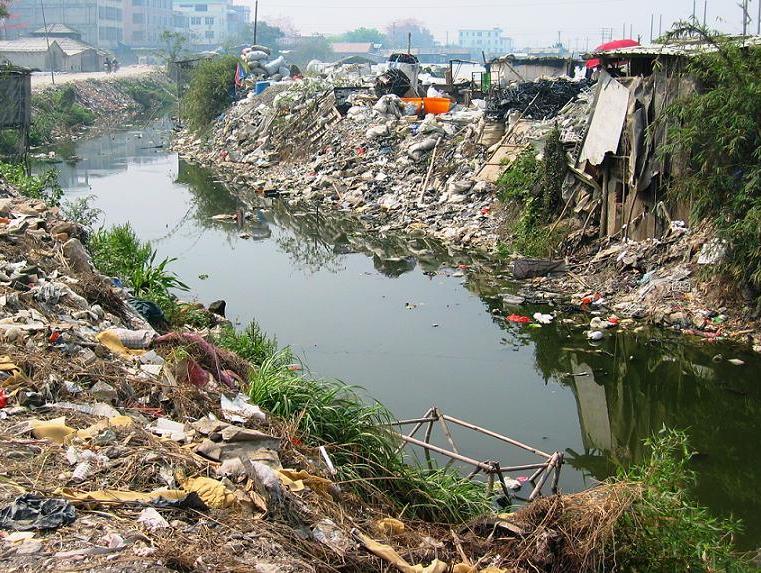 Electronic waste in Guiyu Electronic Waste Dump of the World Guiyu China Sometimes Interesting