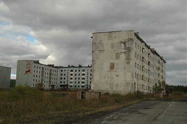 Image result for abandoned city russia