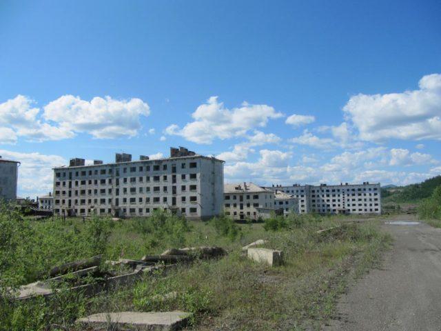 Kadykchan Russia