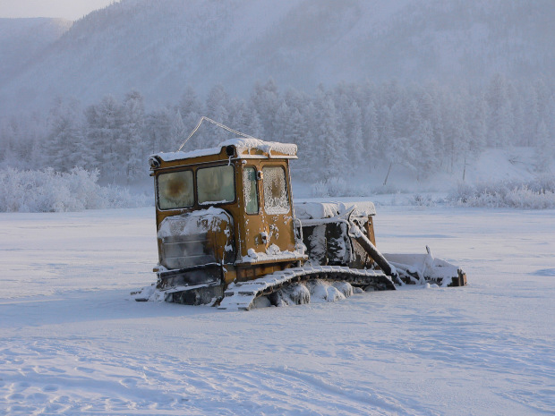 The Coldest Inhabited Place on Earth: Oymyakon, Russia