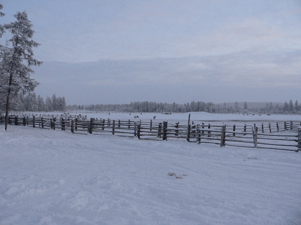 Oymyakon coldest place on earth