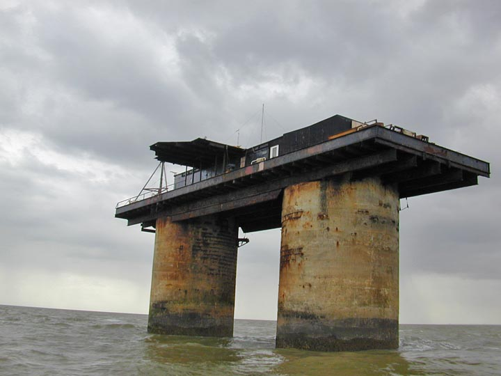 Sealand: Smallest Country in the World | Sometimes Interesting