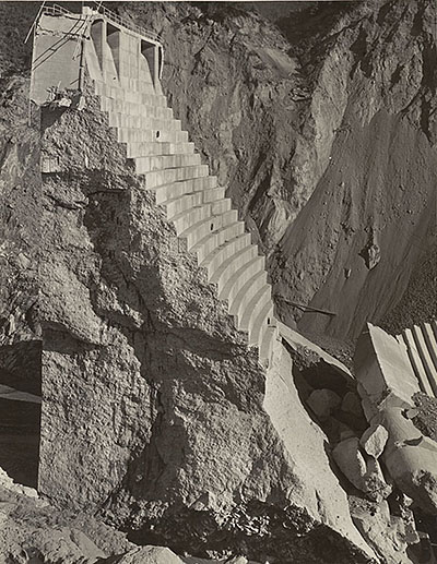 St. Francis Dam wreckage