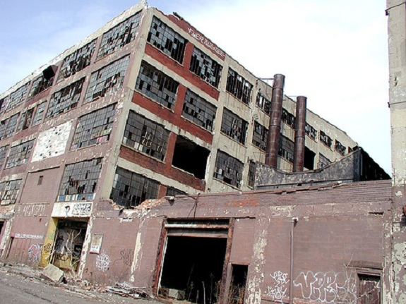 Packard Factory