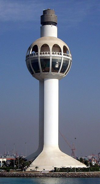 Jeddah Light tallest lighthouse