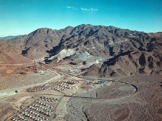 Eagle Mountain mining complex