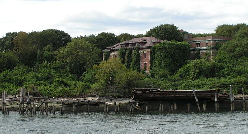 New York's Forgotten North Brother Island