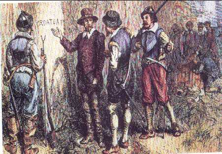 Roanoke lost colony