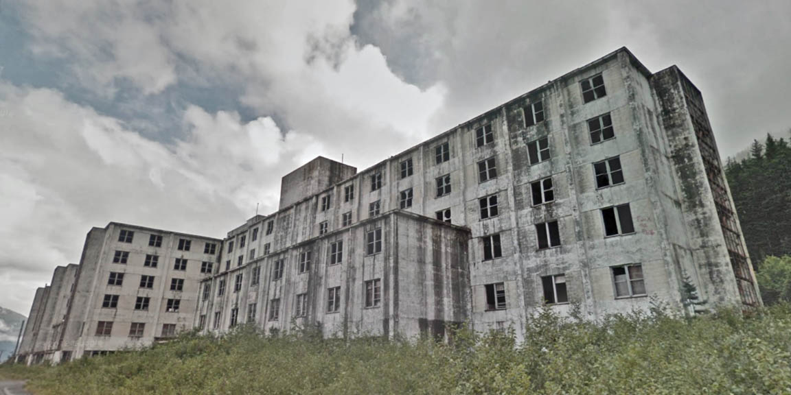 The City Under One Roof: Buckner Building