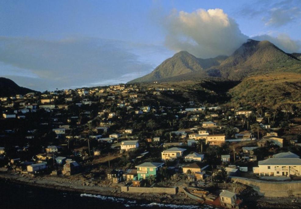 Plymouth Montserrat Pompeii Of The Caribbean Sometimes