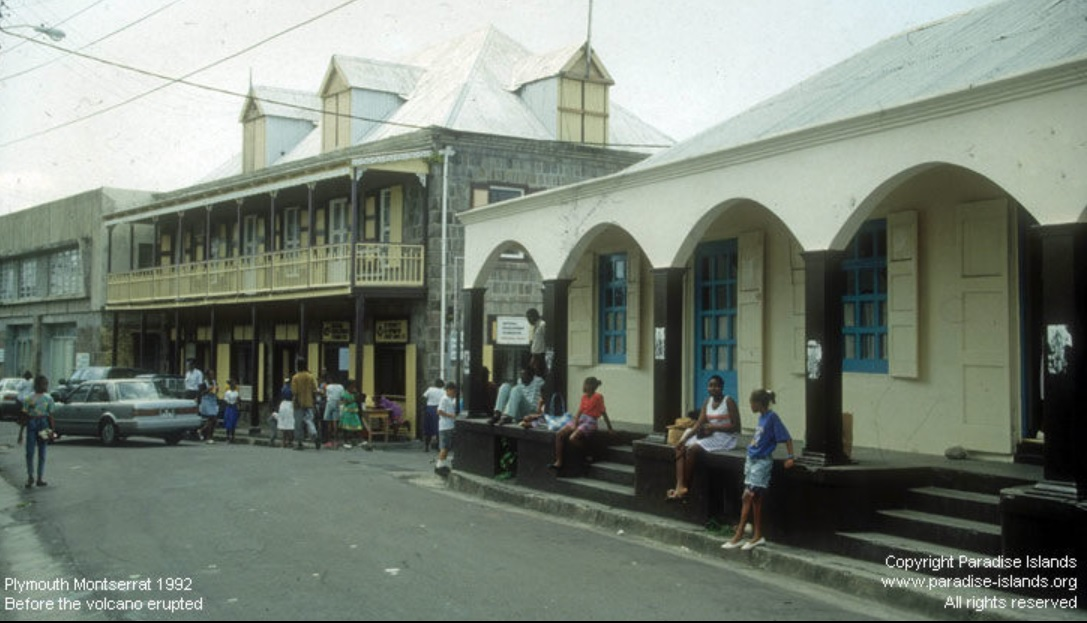 Plymouth Montserrat