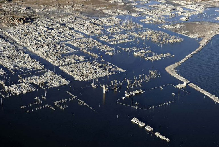 Villa Epecuén: Argentina Town Buried Underwater for 25 Years