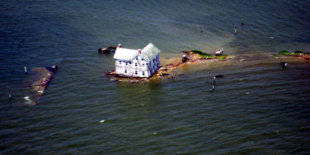 Chesapeak Bay Holland Island