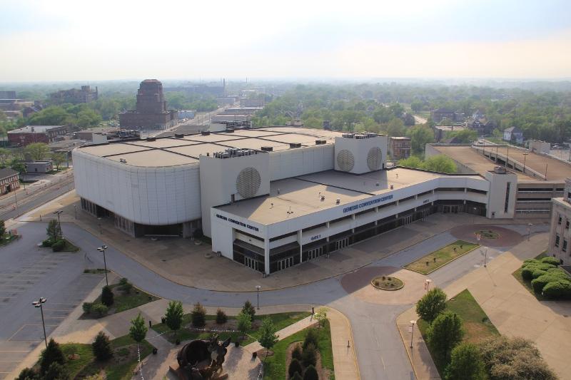 Genesis-Convention-center