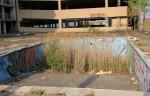 Gary Indiana Sheraton Hotel pool