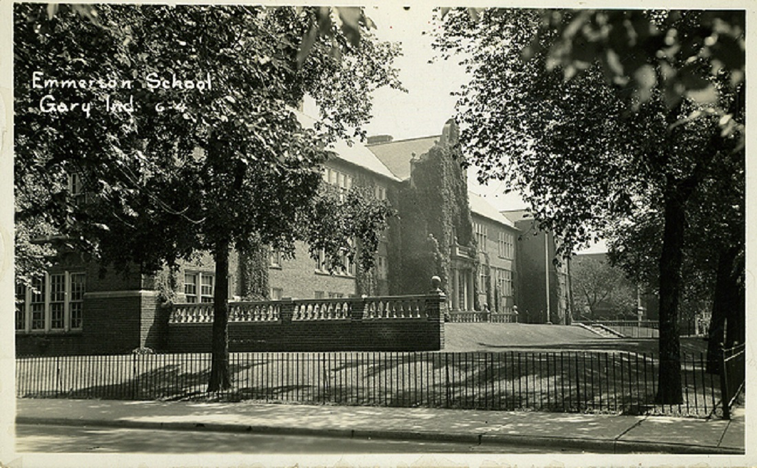 Ralph Waldo Emerson School, 1935