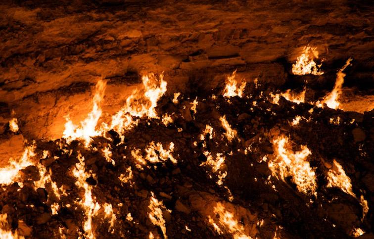 Door_to_Hell_3 Door_to_Hell_1 Door_to_Hell_4 & Turkmenistan\u0027s Door to Hell   Sometimes Interesting Pezcame.Com