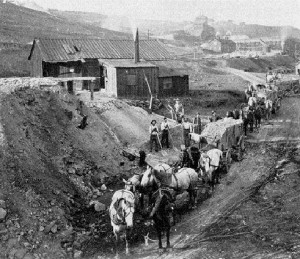 Butte-Ore-Wagons