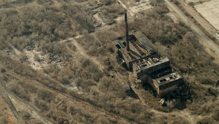 Abandoned Industrial Icon: Armour Meat Packing Plant