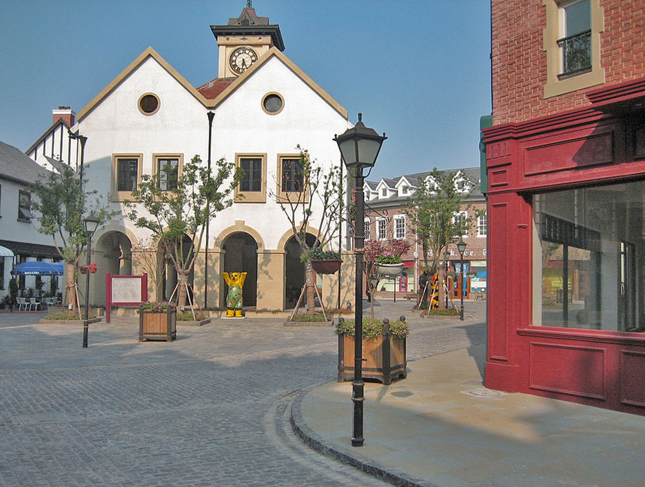Thames Town An English Town In China Sometimes Interesting
