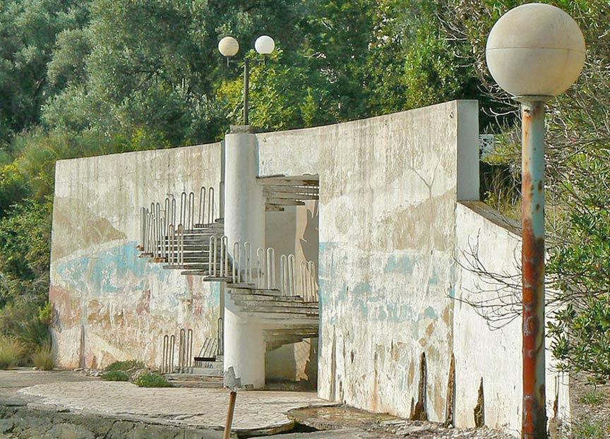 Valdanos stairs