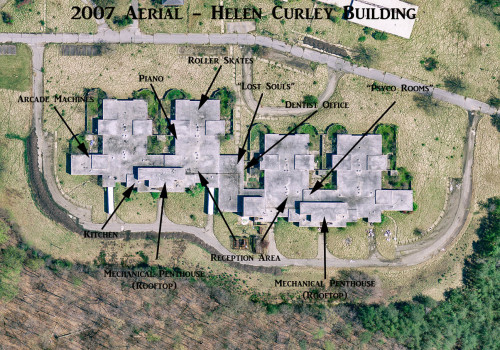 Forest Haven Curley Building map