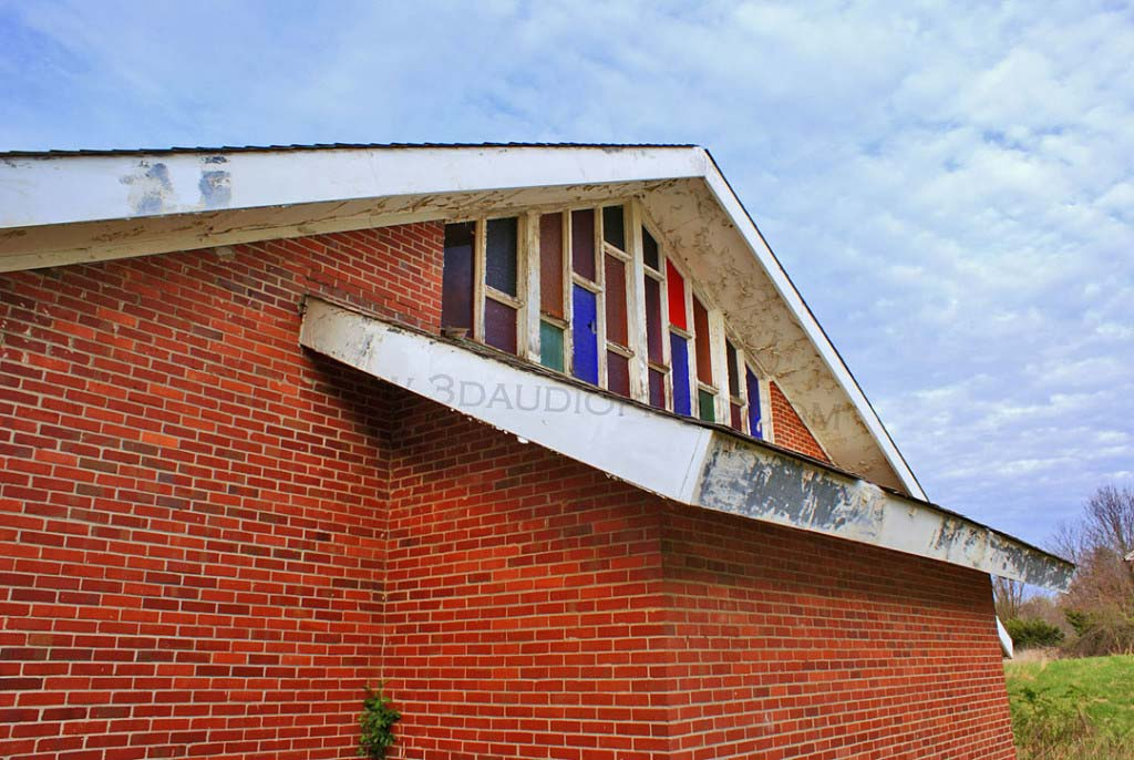 Forest Haven Chapel exterior