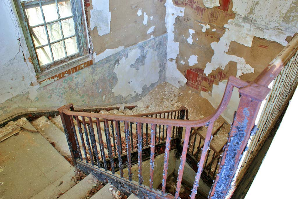 Abandoned Home for the Abandoned: Forest Haven Asylum