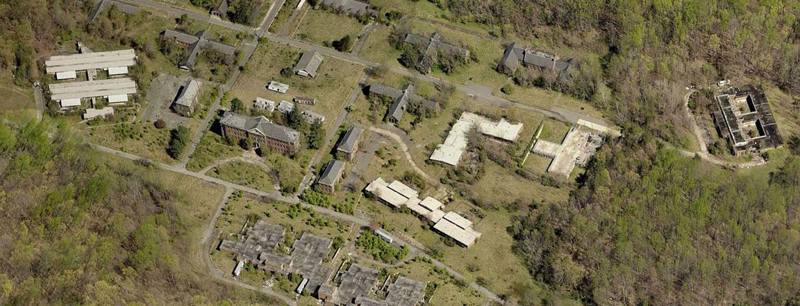 Abandoned Home for the Abandoned: Forest Haven Asylum – Sometimes
