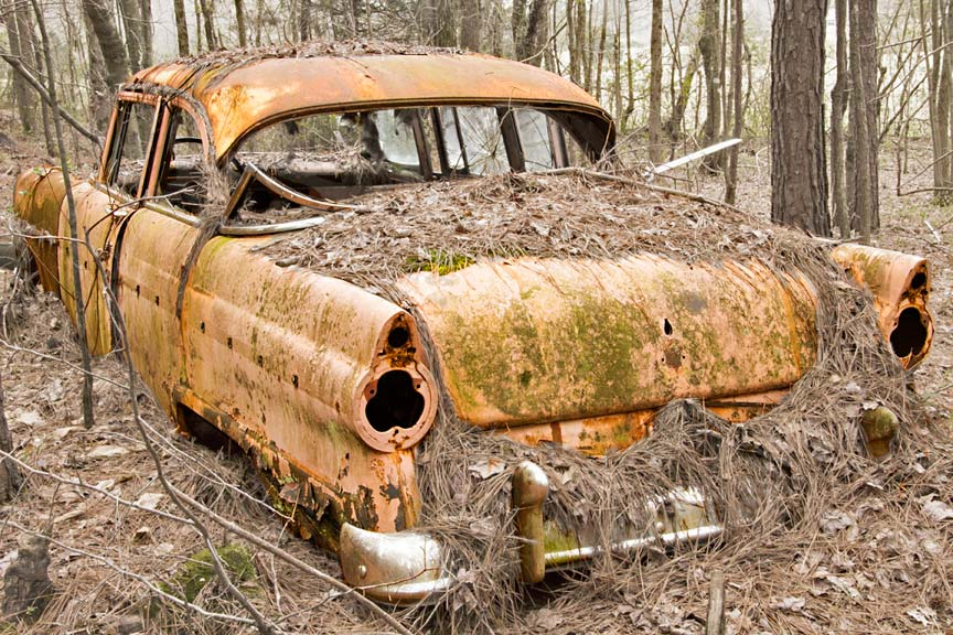 World S Largest Old Car Junkyard Old Car City U S A