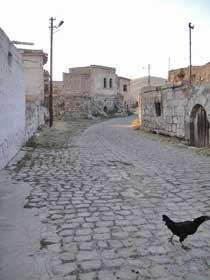 Derinkuyu Cappadocia Turkey underground tunnels cities