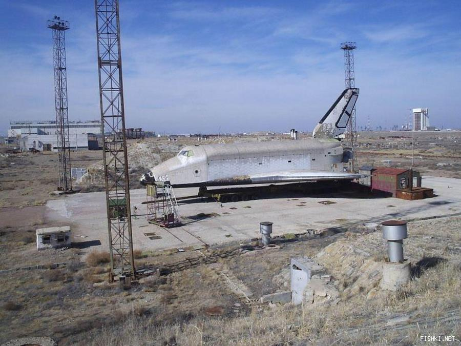 World's Oldest Space Launch Facility: Baikonur Cosmodrome