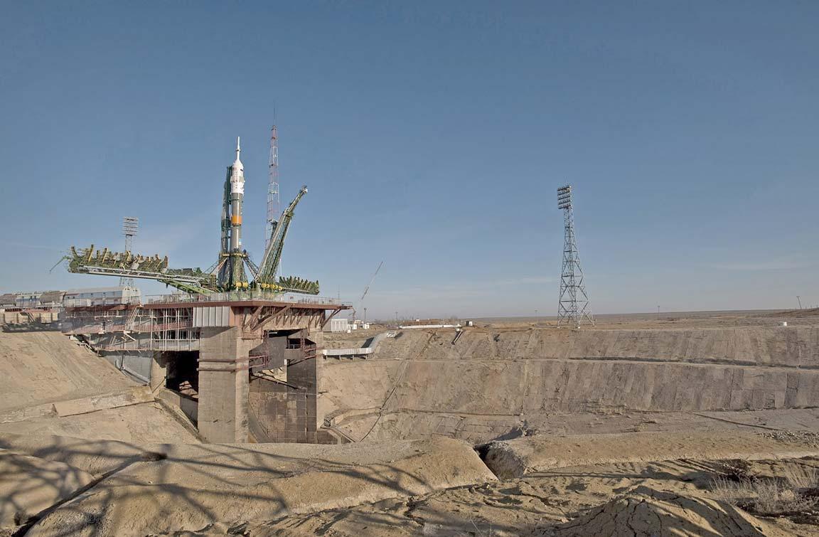 Baikonur-Soyuz-19