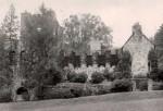 Berry Castle burned in November 1954