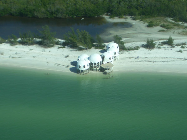 Dome Home erosion Florida