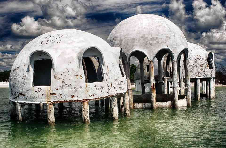 The Dome Home of Cape Romano, Florida