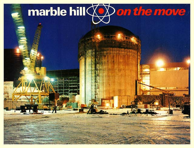 Marble Hill nuclear plant