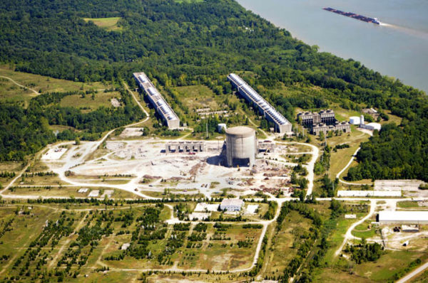 Marble Hill nuclear power plant 2010