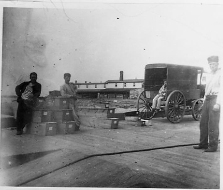 Hart Island 1890