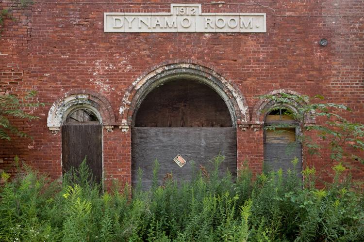 Hart Island Dynamo Room