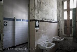 abandoned hospital venice ospedale al mare