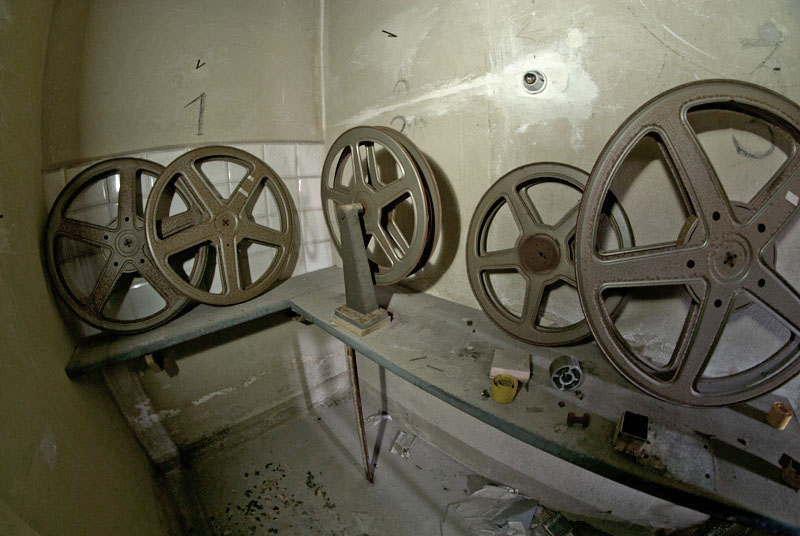 abandoned hospital venice ospedale al mare film reels
