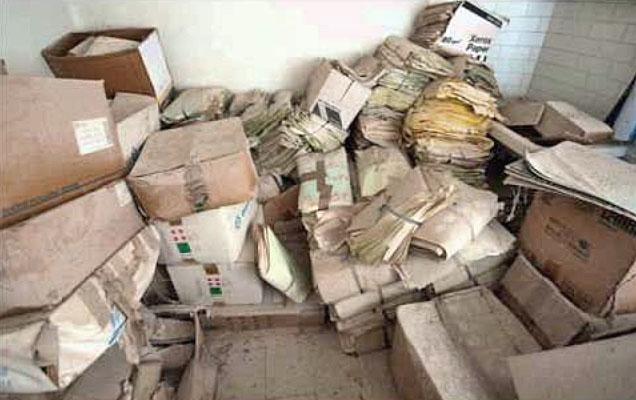 abandoned hospital venice ospedale al mare records