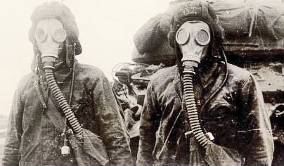 gas-masks
