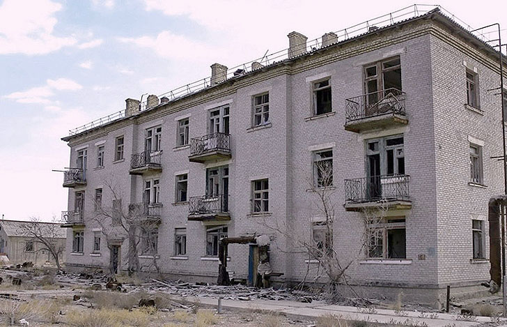 Kantubek residence hall