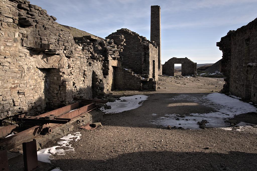 Orewinners and Deadmen: Lead Mining in Swaledale